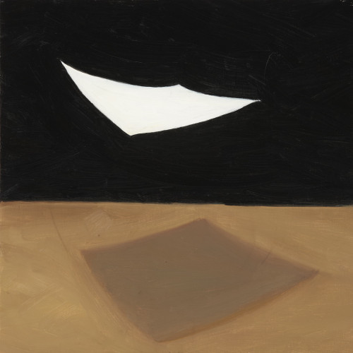 Things As They Are, XII, 2009, Oil on board, 30x30cm