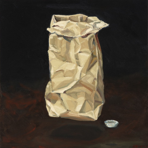 Things As They Are, XXI, 2009, Oil on board, 30x30cm